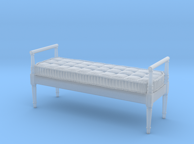 1:48 French Country Bench
