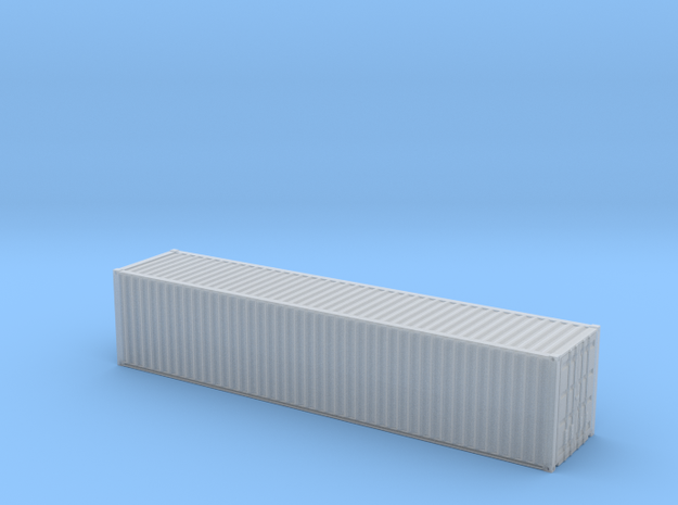 1/72 scale 40 ft Shipping Container ISO