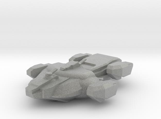 Raza in Metallic Plastic