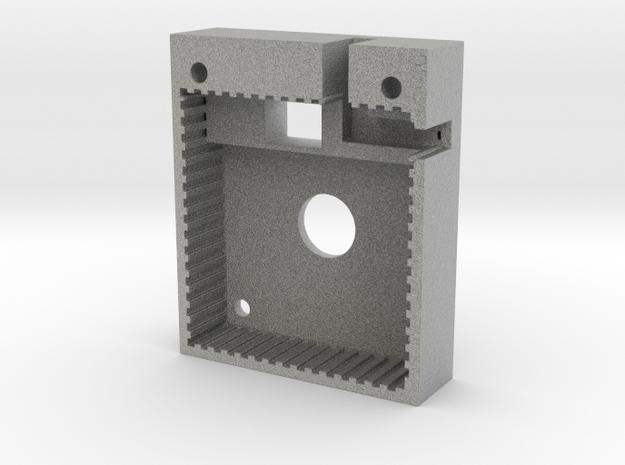Iridium 9603 enclosure in Metallic Plastic