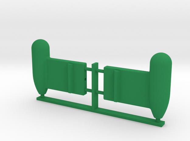 PAP Bombe (2 Stück) in Green Processed Versatile Plastic