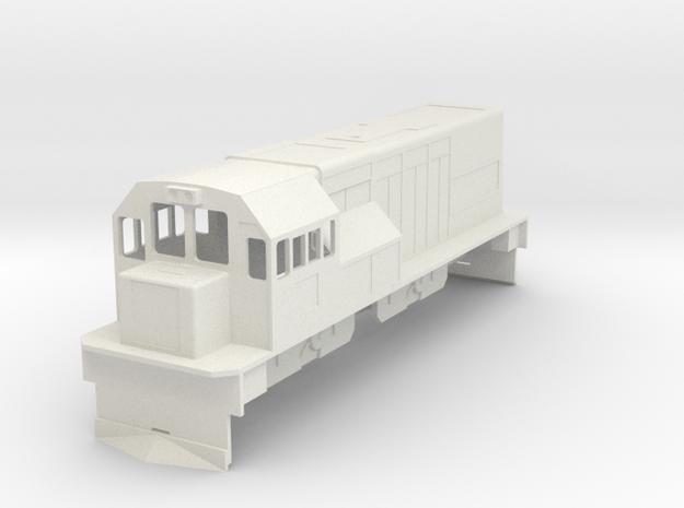 BM4-004 SAR Class 91 in White Strong & Flexible