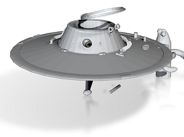 Smaller ufo 3d printed