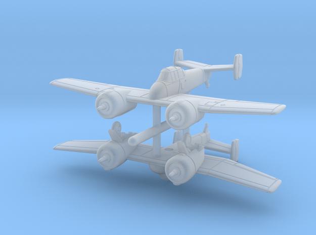 1/285 Grumman XF5F Skyrocket (early) x2 in Frosted Ultra Detail