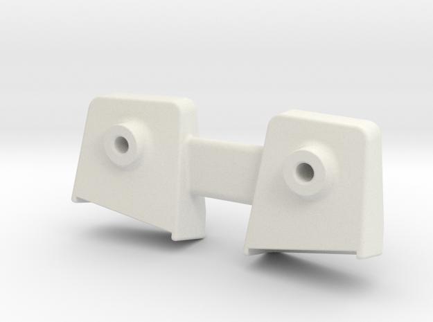 2500-5 in White Natural Versatile Plastic