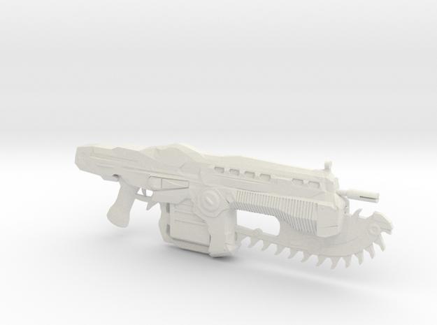 Lancer (13,5cm) 3d printed
