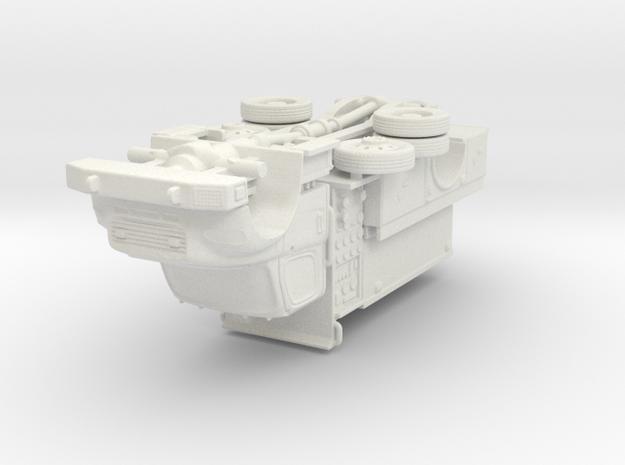 1/87 FDNY Seagrave Foam tanker in White Natural Versatile Plastic