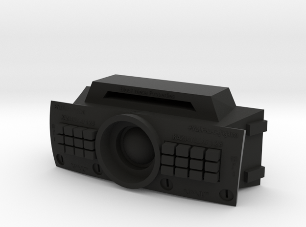 boOpGame Shop - Half-Life Laser Trap in Black Natural Versatile Plastic