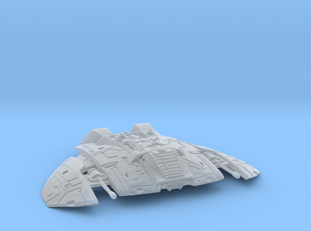 Guardian Raider Final in Smooth Fine Detail Plastic