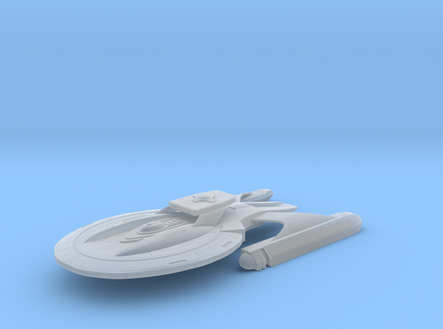 USS Titan in Frosted Ultra Detail