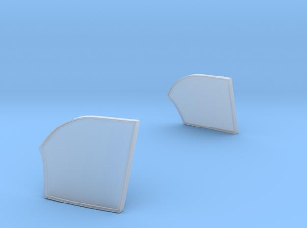 Futurliner Window side in Smooth Fine Detail Plastic