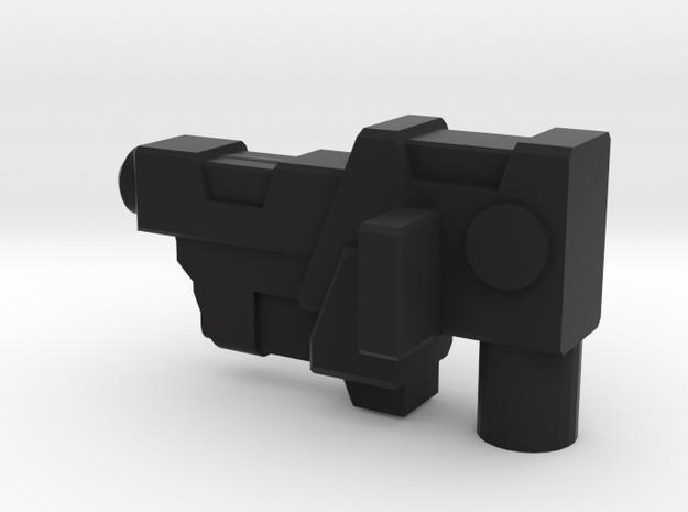 Maxima Side Arm Gun Right in Black Strong & Flexible