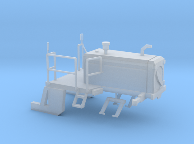 1/64 4995 Swather  in Smooth Fine Detail Plastic