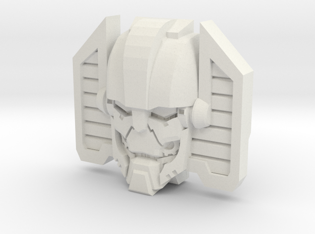 Machination Clone Face (Titans Return)