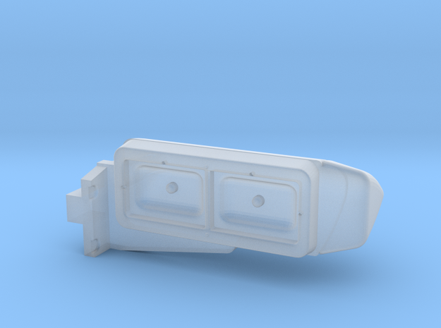1/24 peterbilt 379 Left Light asm in Smooth Fine Detail Plastic