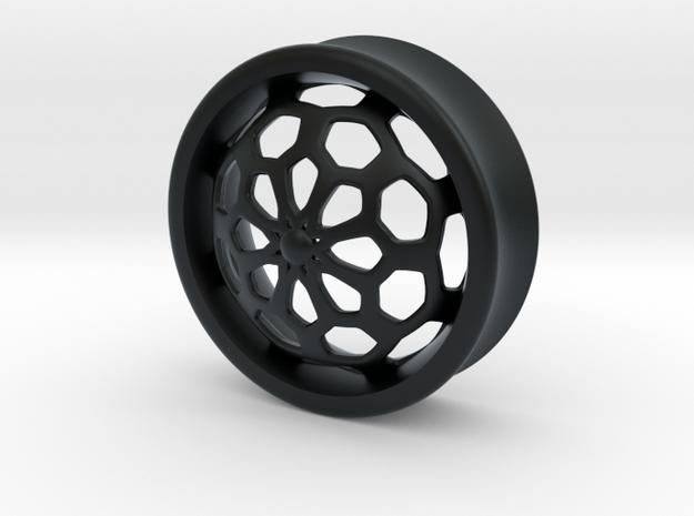 VORTEX1-32mm in Black Hi-Def Acrylate