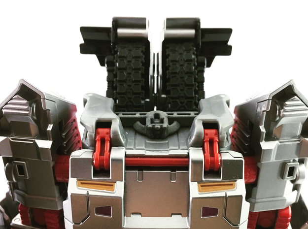 Titan Master Neck Socket for CW Leader Megatron