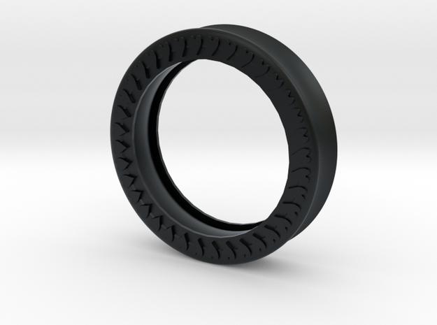 VORTEX10-47mm in Black Hi-Def Acrylate