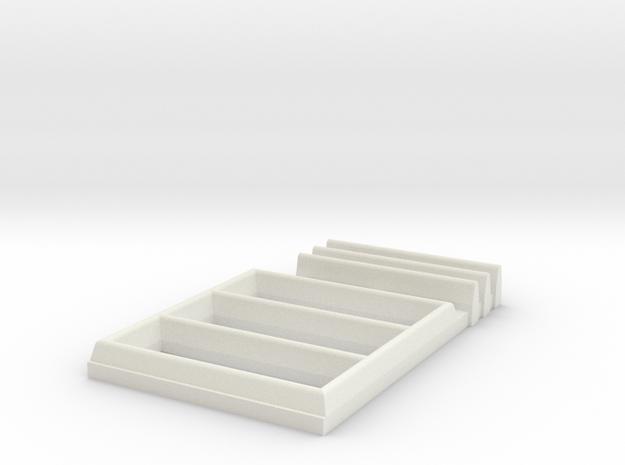 WaveGuide T50RP Final 2016 Single in White Natural Versatile Plastic