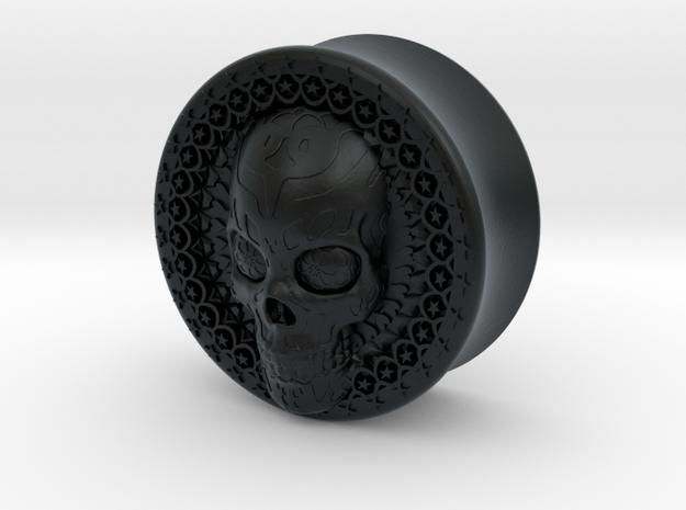 VORTEX12-23mm in Black Hi-Def Acrylate