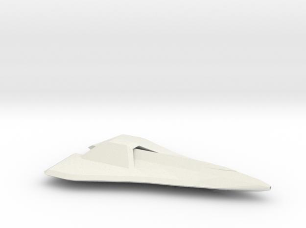 Lynx-Class Star Yacht in White Natural Versatile Plastic