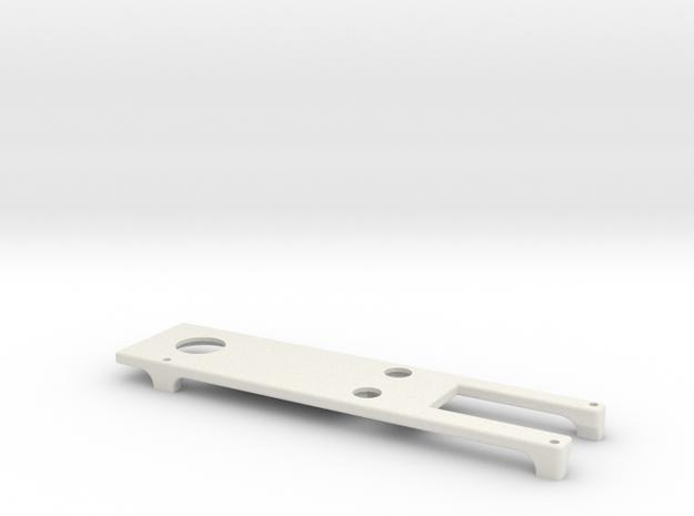 NLPWM Frame v2 in White Strong & Flexible