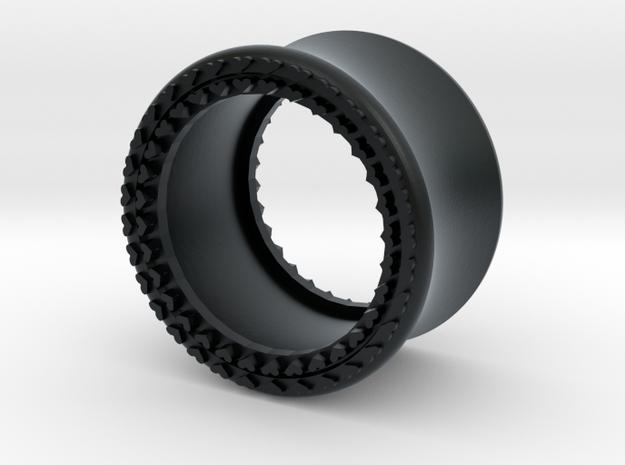 VORTEX8-16mm in Black Hi-Def Acrylate