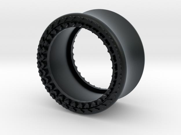 VORTEX8-18mm in Black Hi-Def Acrylate