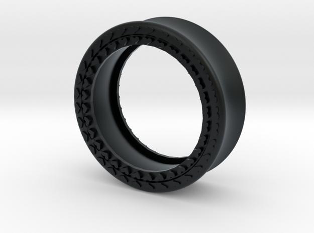 VORTEX8-30mm in Black Hi-Def Acrylate