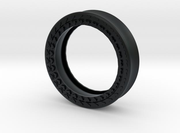 VORTEX8-42mm in Black Hi-Def Acrylate