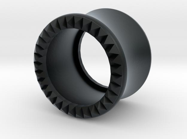 VORTEX9-13mm in Black Hi-Def Acrylate