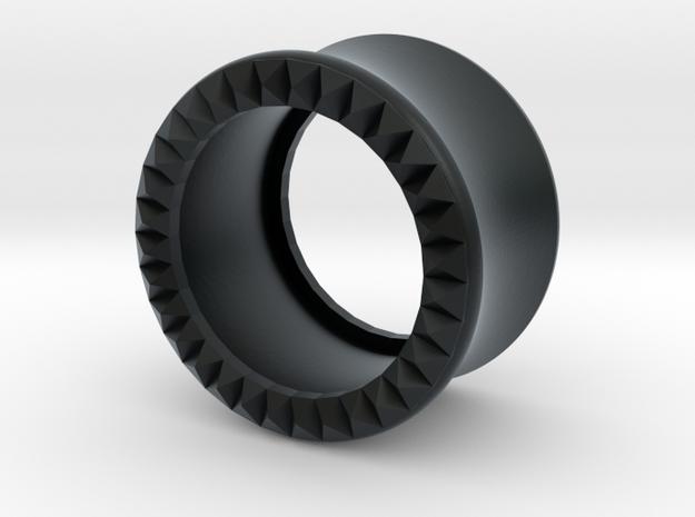 VORTEX9-16mm in Black Hi-Def Acrylate