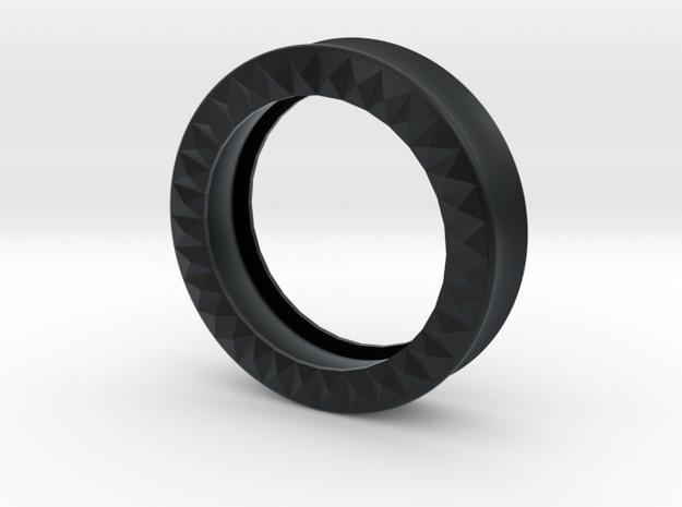 VORTEX9-43mm in Black Hi-Def Acrylate