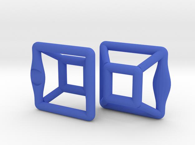 Stowe in Blue Processed Versatile Plastic