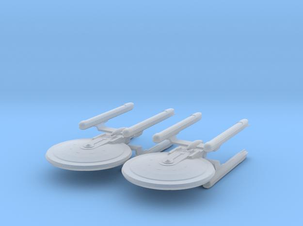 1/7000 - Tessera Explorer Cruiser - 2 ships pack