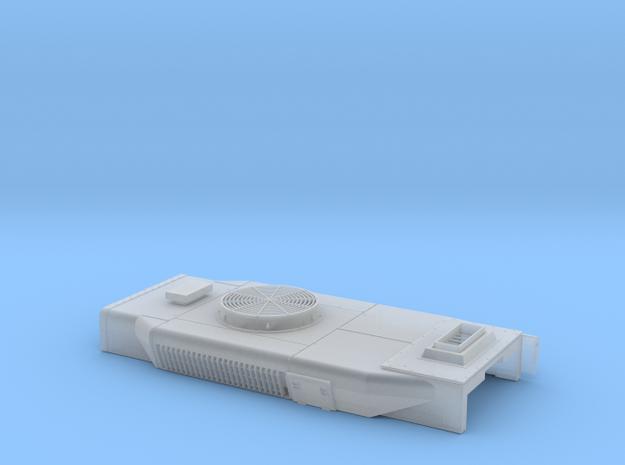 DB0026 GP39/40-2 Std Stack, Batten 1/87.1 in Smoothest Fine Detail Plastic