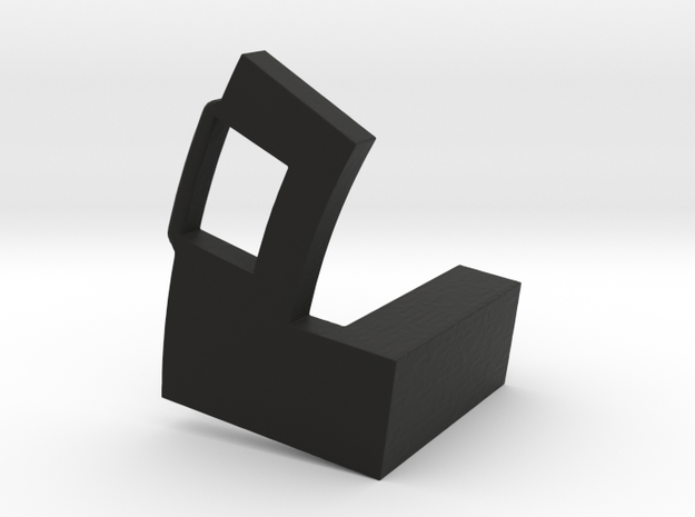 FDn Aperture Arm Long 10mm in Black Strong & Flexible