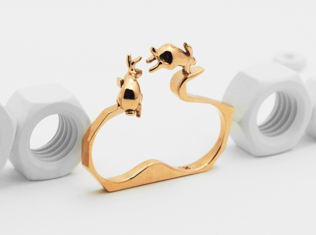 Ambition (Two Finger Ring)