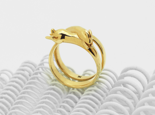 Stretch Rabbit Ring
