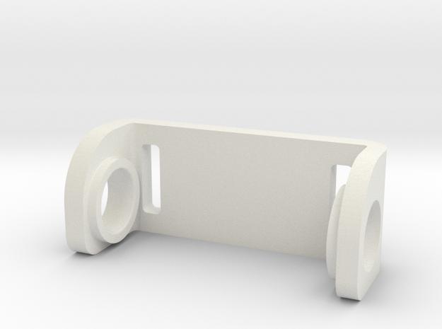 Soporte Trasero in White Natural Versatile Plastic
