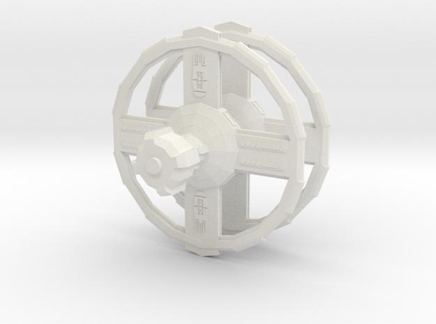 Romulan V'Rentex Station 3d printed
