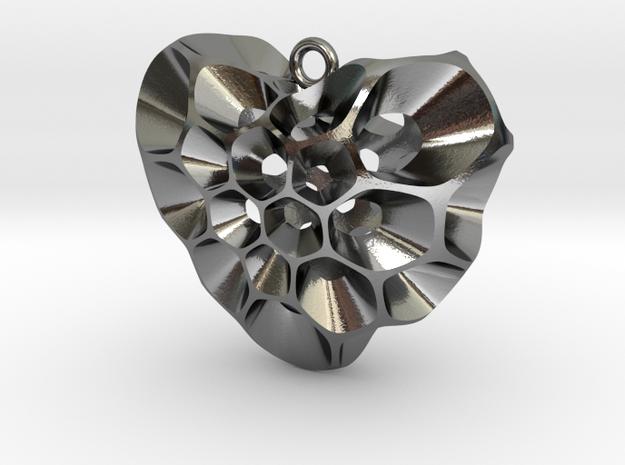 161121 Pollen Heart Pendant V01