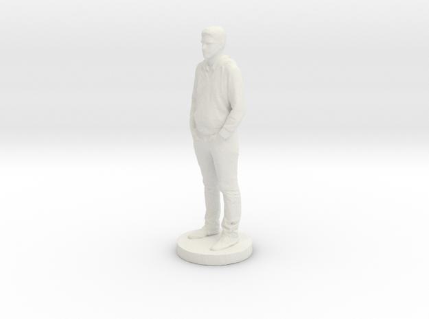 Printle C Homme 249 - 1/24 in White Natural Versatile Plastic