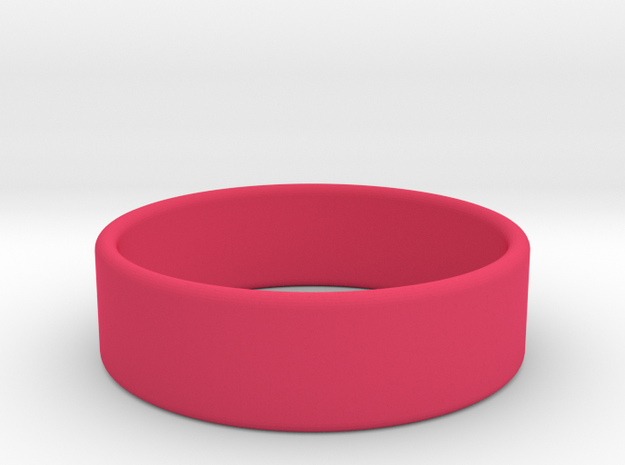 Cring 62-20 in Pink Strong & Flexible Polished