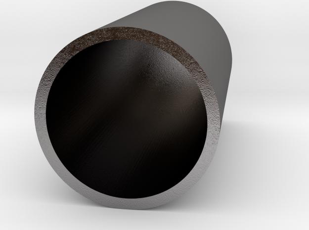 Swiss Arms Uzi Part - Cilinder in Polished Nickel Steel