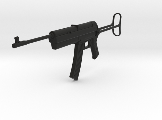 Sturmgewehr MP 45(M), Stock Out, Storm Rifle, 1/6