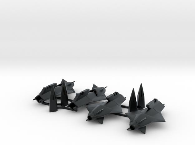 HMM Missiles x4 3d printed