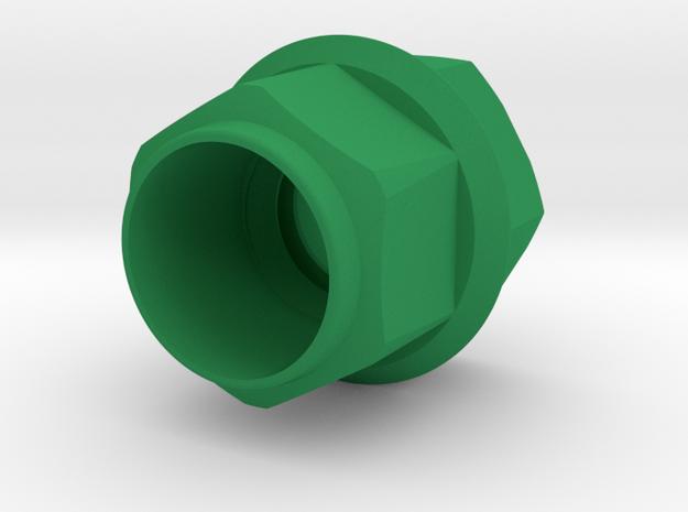 CIOZIMNP X6 in Green Processed Versatile Plastic
