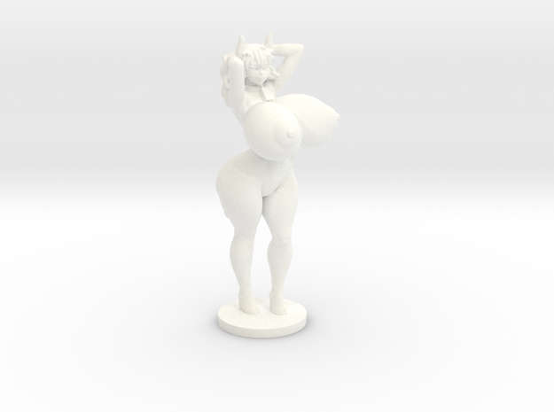 Moo the Minotaur Topless- 40mm