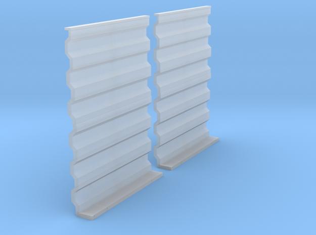 G-100-15/17 ends for scratchbuilding HO in Smoothest Fine Detail Plastic